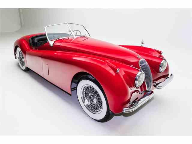 1954 Jaguar XK120 | 922044
