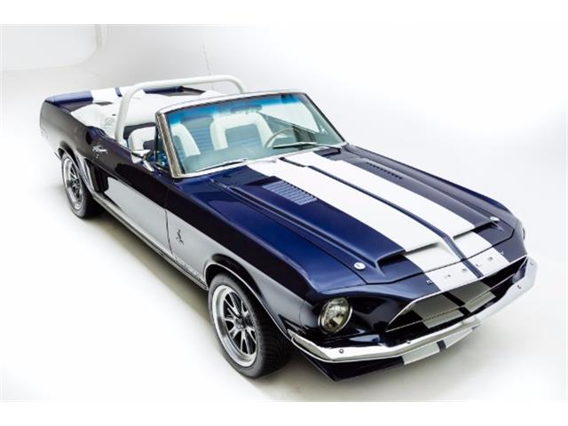 1968 Ford Mustang   922048