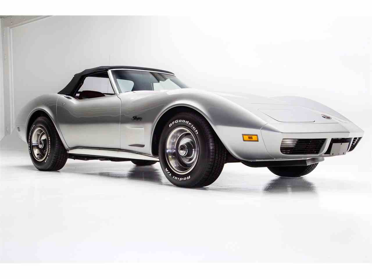 Large Picture of '74 Corvette - JRGN