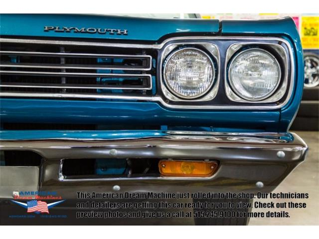 1969 Plymouth Road Runner | 922063