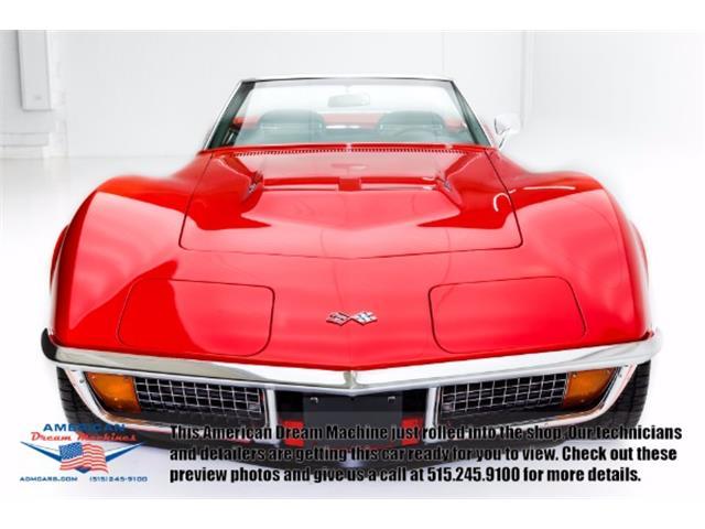 1972 Chevrolet Corvette   922068