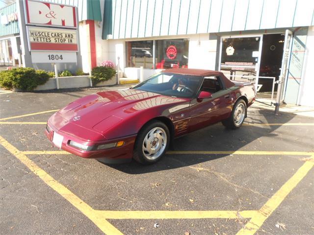 1993 Chevrolet Corvette | 922075