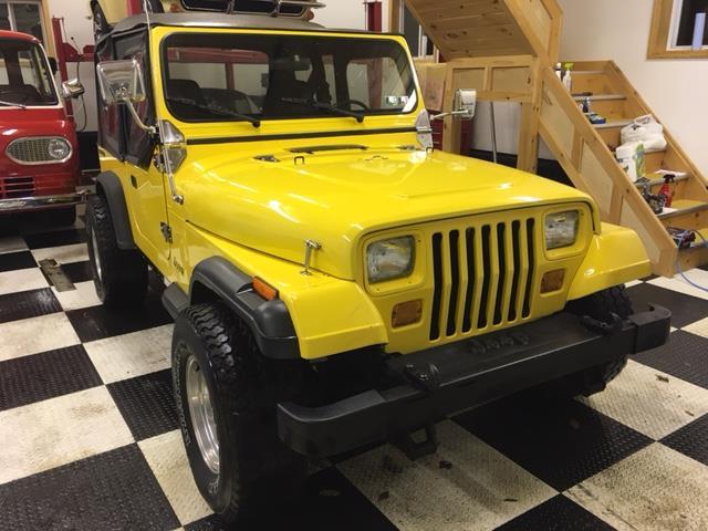 1987 Jeep Wrangler | 922079