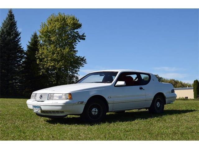 1988 Mercury Cougar | 922093