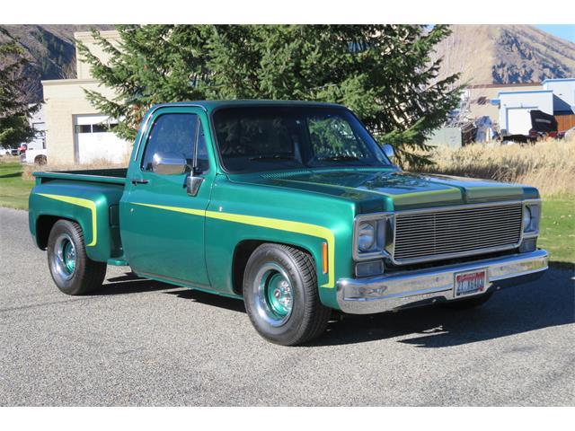 1976 Chevrolet C/K 10 | 922096