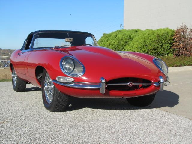 1962 Jaguar XKE | 920212
