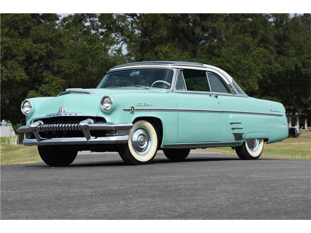 1954 Mercury 2-Dr Sedan | 922121