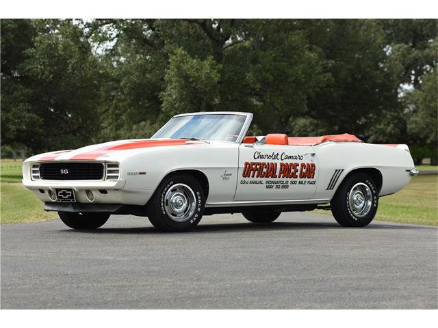 1969 Chevrolet Camaro | 922125