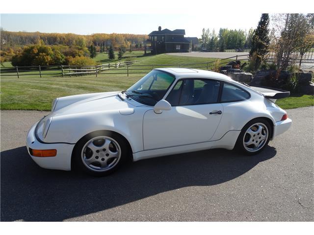 1991 Porsche 911 Turbo | 922134