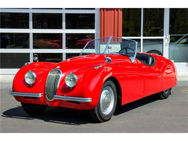 1951 Jaguar XK120 | 922135
