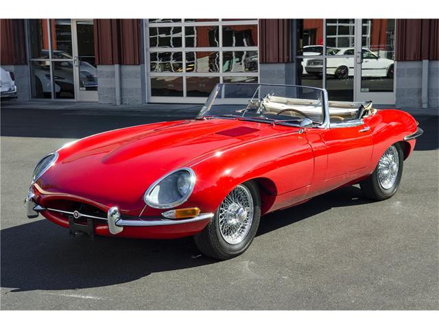 1964 Jaguar XKE | 922137