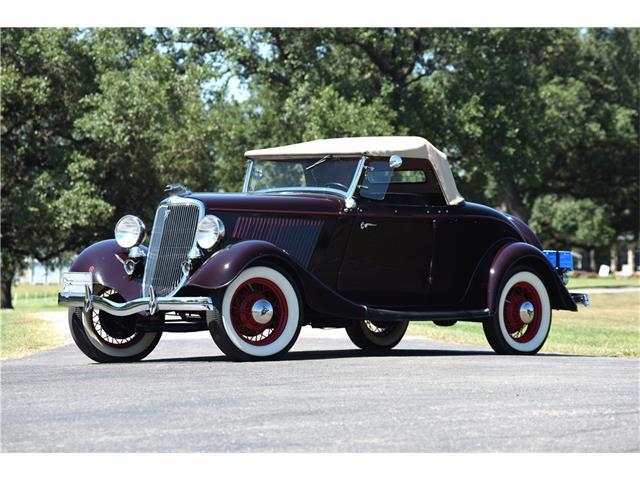 1934 Ford Roadster | 922141