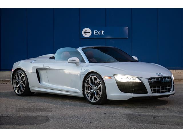 2011 Audi R8 | 922145