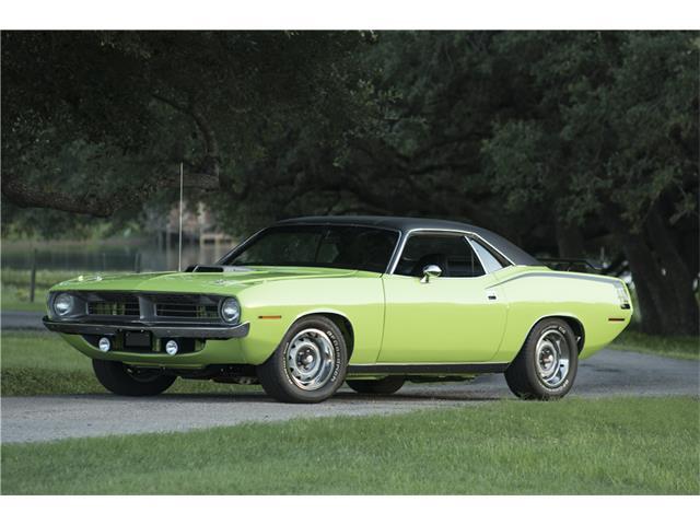 1970 Plymouth Cuda | 922149