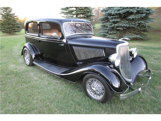 1934 Ford Deluxe | 922157