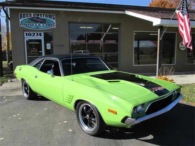 1974 Dodge  Challenger Rallye Fuel Injected 440 | 922169