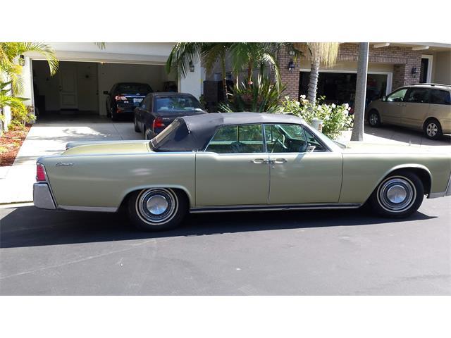 1965 Lincoln Continental | 920217