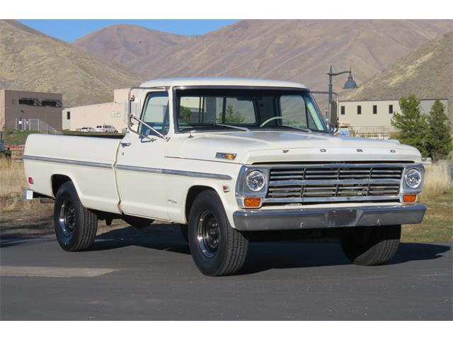 1968 Ford F250 | 922170