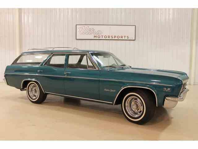 1966 Chevrolet ImpalaSS Wagon   922191