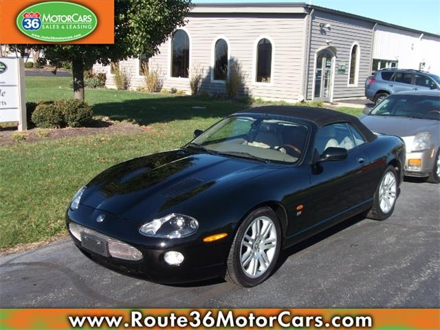 2006 Jaguar XK8 | 922197