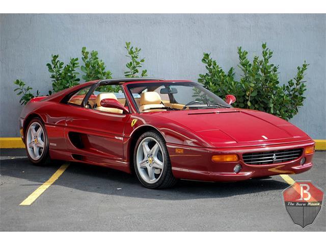 1999 Ferrari F355 GTS | 922198
