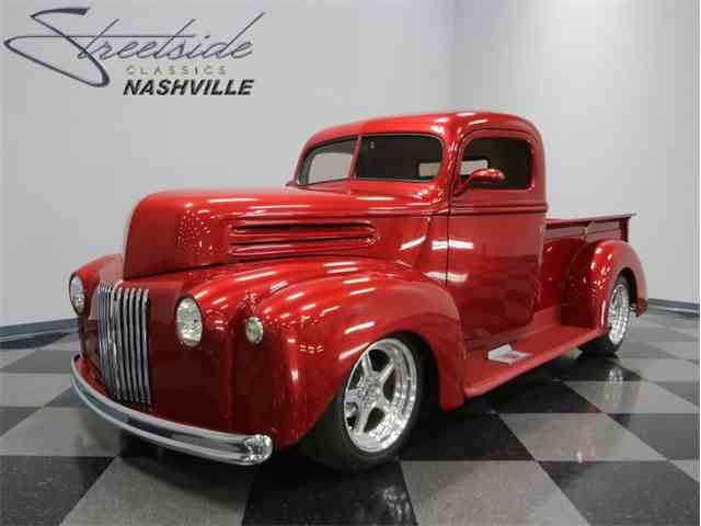 1946 Ford Pickup   922205