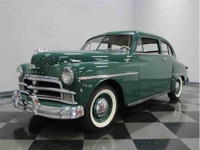 1950 Plymouth Deluxe Slope Back | 922213