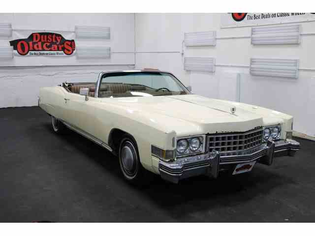 1974 Cadillac Eldorado | 922214
