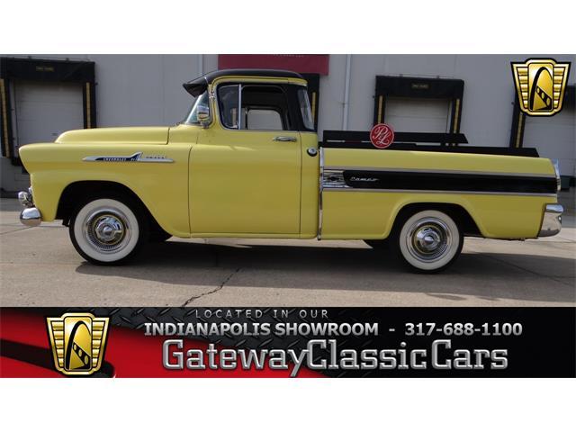 1958 Chevrolet Cameo | 922217