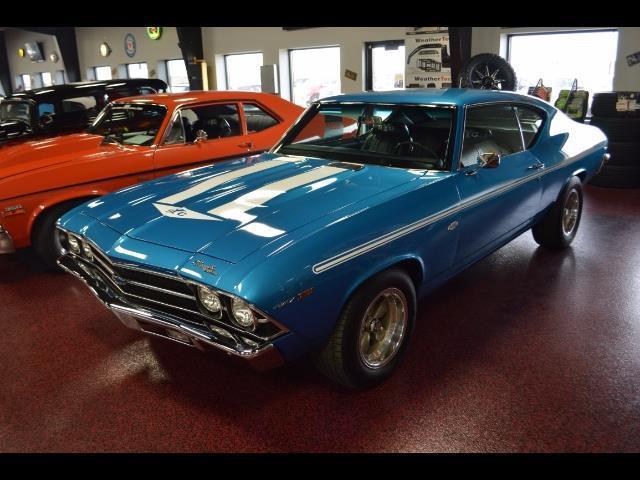 1969 Chevrolet ChevelleYenko Tribute   922228