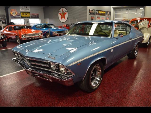 1969 Chevrolet Chevelle SS | 922229