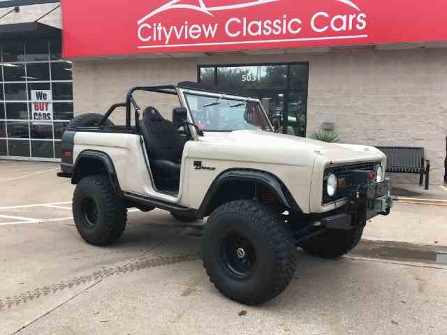 1974 Ford Bronco | 922232