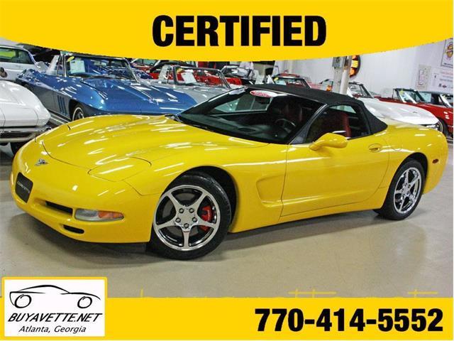 2003 Chevrolet Corvette | 922236