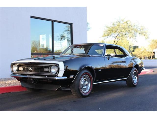 1968 Chevrolet Camaro | 922245