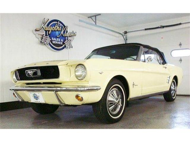 1966 Ford Mustang | 922248