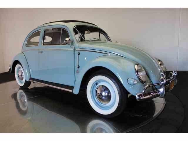 1956 Volkswagen Beetle | 922252