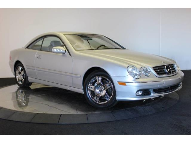 2005 Mercedes-Benz CL-Class | 922253