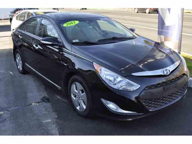 2012 Hyundai Sonata | 922256