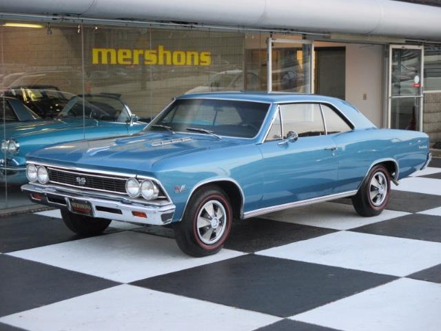 1966 Chevrolet Chevelle SS | 922266