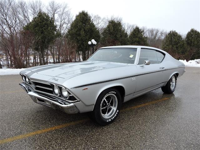1969 Chevrolet Chevelle | 922270