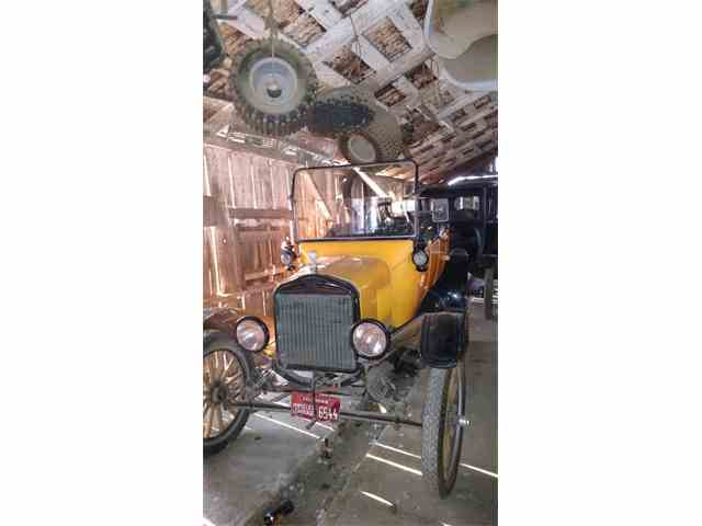 1922 Ford Model T | 922275