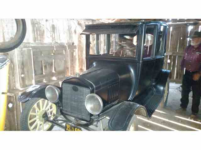 1918 Ford Model T | 922276
