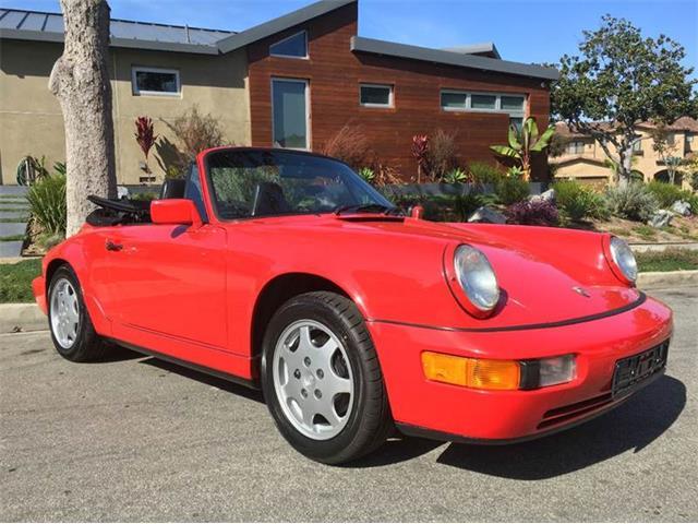 1990 Porsche 911 | 922277