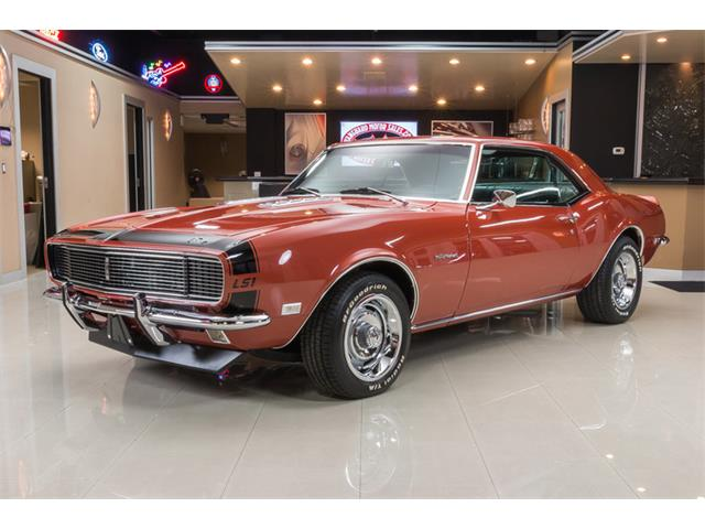 1968 Chevrolet Camaro RS | 922280