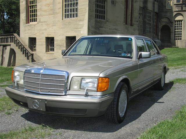 1988 Mercedes-Benz 300SEL | 920229
