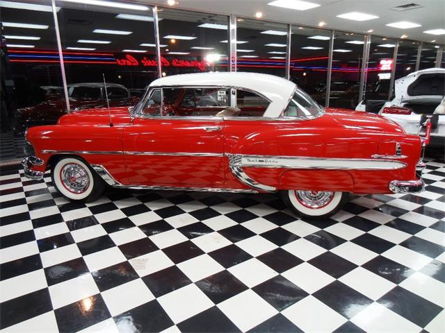 1954 CHEVROLET BEL AIR 2DR | 922300