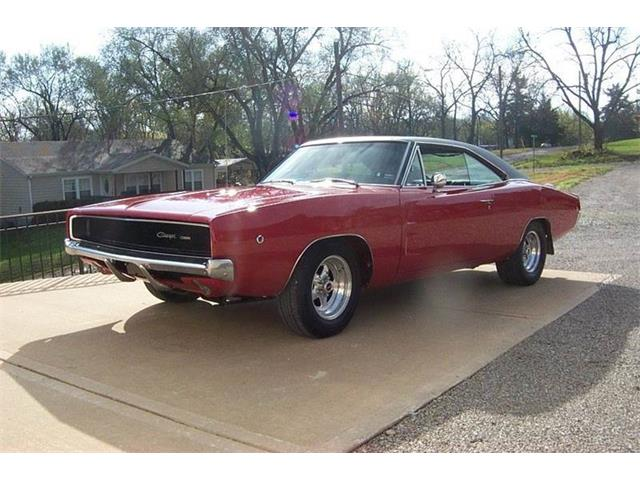 1968 Dodge Charger | 922303