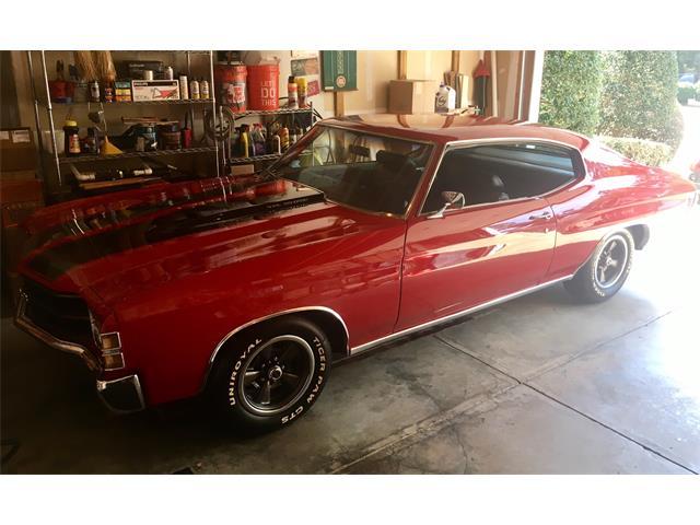 1971 Chevrolet Chevelle | 920231