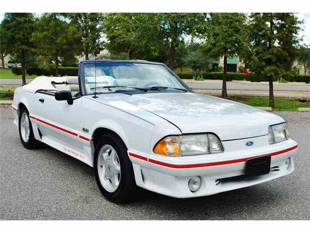1990 Ford Mustang | 922311