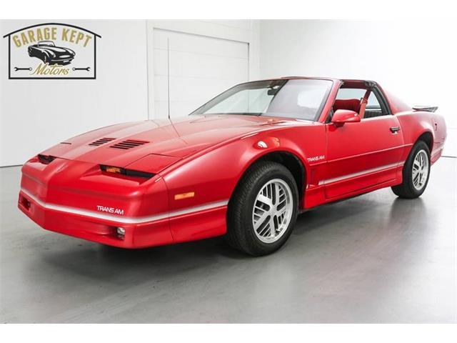 1986 Pontiac Firebird | 922318